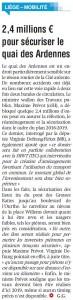 31 août 2016 - La Meuse