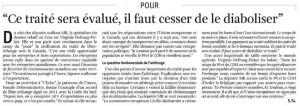 13 octobre 2016 - La Libre