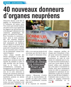 Dons d'organes 2